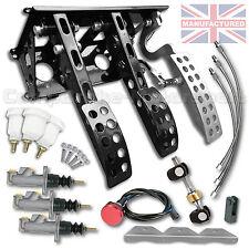 Universal Top Mounted Hydraulic Pedal Box Kit – Sportline 3-Pedal CMB6667-HYD-KI