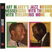 Art Blakey - 's Jazz Messengers With Thelonious Monk [Digipak] [Remastered] (2002)