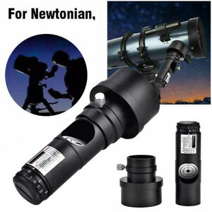 """1.25"""" Red Laser Collimator+2"""" Adaptor for Telescopes with 7 Bright Level Ship"""