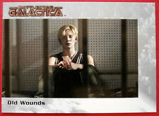 BATTLESTAR GALACTICA - Premiere Edition - Card #16 - Old Wounds