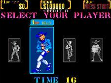Sunset Riders Arcade Jamma PCB 2-Player Upgrade Kit