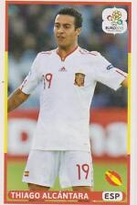 AH / Panini football Euro 2012 Special Dutch Edition #219 Thiago Alcantara
