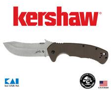 "Kershaw Knives 6031D2 Emerson CQC-11K Folding Knife 3.5"" D2 Blade G10 Handle"