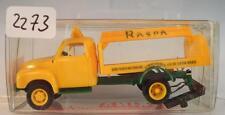 Brekina 1/87 3514 Opel Blitz Getränke LKW RASPA OVP #2273