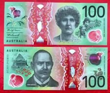 Australia 100 dollars 2020 polymer UNC