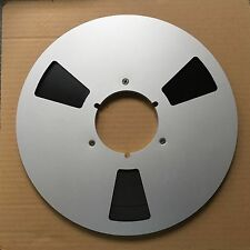 "REEL TO REEL audio recording tape 1/4"" X 2400ft 10.5"" spool"