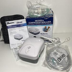 Drive Medical MQ5700B MedNeb Plus Compressor Nebulize Inhaler