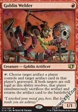 4 PreCon Goblin Welder - Red C14 Commander 2014 Mtg Magic Rare 4x x4