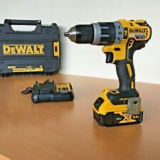 DeWalt DCD796P1 XR Brushless Combi Drill 18v 1 x 5.0Ah Li-Ion DCB184 + Charger