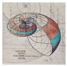 Golden Ratio Coloring Book By Rafael Araujo Geometrical Illustrations