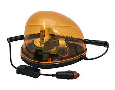 12v Rundumleuchte orange Warnlicht Warnleuchte Blinklicht Drehlampe Lightbar