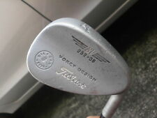 TITLEIST OIL CAN WEDGE 252-08 w/STEEL SHAFT GRIP GOOD