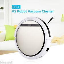 ILIFE V5 Smart Cleaning Robotic Robot Auto Vacuum Cleaner Floor Mop Dust Sweeper