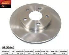 Disc Brake Rotor fits 1999-2005 Pontiac Grand Am  BEST BRAKES USA