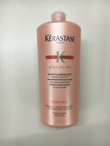 KERASTASE SHAMPOO  DISCIPLINE BAIN FLUIDEALISTE 1000ml