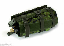 MOLLE Horizontal CO2 Paintball Airsoft HPA Air Tank Pouch (CADPAT) [V6]