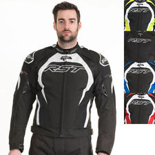 Back Men Waterproof RST Motorcycle Jackets