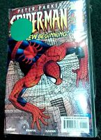 Peter Parker Spider-Man Vol 1 Issues #1-56 by Mackie Romita Jr & more Marvel