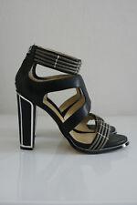 Kunstlederpumps High Heels von GX by Gwen Stefani Gr.8M (39) Blockabsatz schwarz