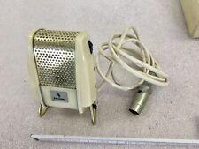 Siemens Tisch-Mikrofon Mike  SMS LOG ungeprüft  Vintage Uher Zubehör
