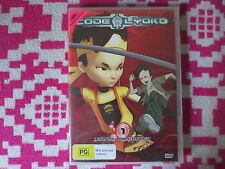 Code Lyoko 1 X.A.N.A. Unleashed DVD R4 #340