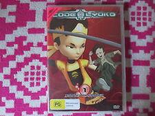 Code Lyoko 1 X.A.N.A. Unleashed DVD R4 #340