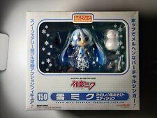 Nendoroid 150 Good Smile Snow Miku Playtime Edition Authentic Japan Figure