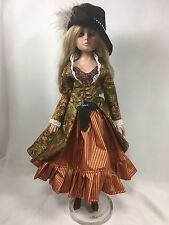 "Ellowyne Wilde 16"" Tonner Outfit Gown-Ahoy My Lady Mate 2-by JPC"