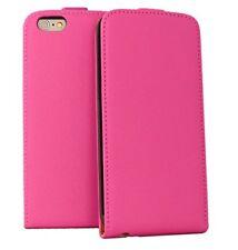 """Premium Flip Case Tasche in pink für Apple iPhone 6 (4,7"""")"""