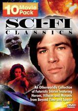 Sci-Fi Classics 10 Movie Pack DVD