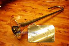 Genuine Bach Stradivarius Bb Trumpet Bell 43, Raw Brass NEW!