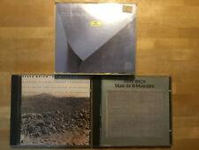 Steve Reich [4 CD] Drumming Six Pianos Music for Mallet 18 Musicians Desert