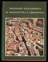 Dizionario enciclopedico di architettura e urbanistica Paolo Portoghesi IER 6vol