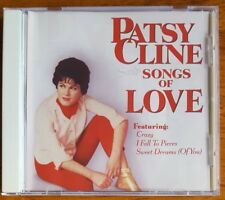 Patsy Cline - Sings Songs of Love - CD - Buy 1 Item, Get 1 to 4 at 50% Off