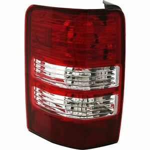 FIT FOR LIBERTY 2008 2009 2010 2011 2012 REAR TAIL LAMP LEFT DRIVER