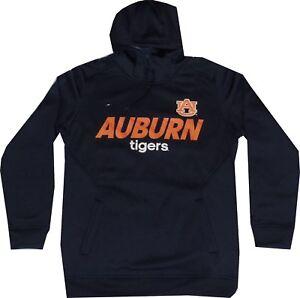 Auburn Tigers Genuine Stuff Performance Hoodie Hooded Sweatshirt Closeout $40