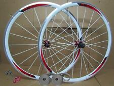 QR ROCKET 700c Road Racing Bike 8/9/10 Speed Wheel Set Shimano SRAM Freehub