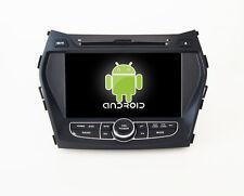 Android 6.0.1 Quad Core Car Dvd Gps Navi Bt For Hyundai IX45 santa fe 2013 2015