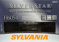 SYLVANIA AUTO LIGHTING H6054ST - SILVER STAR SEALED BEAM