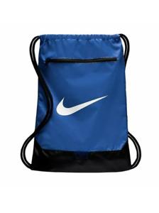 Nike Brasilia Sports Gymsack Training Bag Gym Sack Drawstring PE Team Kit