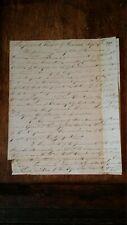 More details for 1805 original manuscript document the present power of france - napoleonic wars