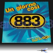 """883 MAX PEZZALI """"UN GIORNO COSI'"""" RARO MIX VINILE - MINT"""