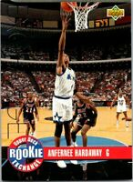 ANFERNEE HARDAWAY 1993-94 UPPER DECK ROOKIE EXCHANGE #RE3 (25% OFF)