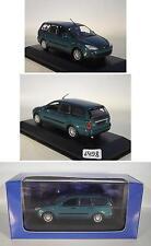 Minichamps 1/43 ford Focus Turnier MKI verde/Metallic werbemodell OVP #6498