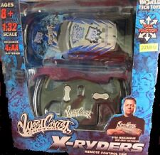 World Tech Toys West Coast Customs X-RYDERS Remote Control Car 1:32 Scale New