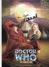 More details for dr/doctor who-  the leisure hive - signed print - tom baker & lalla ward
