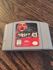 Mayhem Nintendo 64 N64 Game Cart -Works NE5