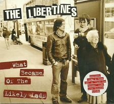 Original 2004 CD 2  THE LIBERTINES What Became Of The Likely Lads  MINT / SEALED