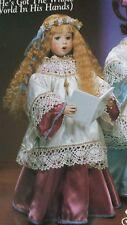 Paradise galleries porcelain doll Harmony musical doll. NiB