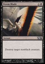 2x Lama del Fato - Doom Blade MTG MAGIC 2012 M12 English